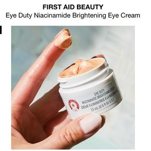 First Aid Beauty Eye Niacinamide Brightening Cream